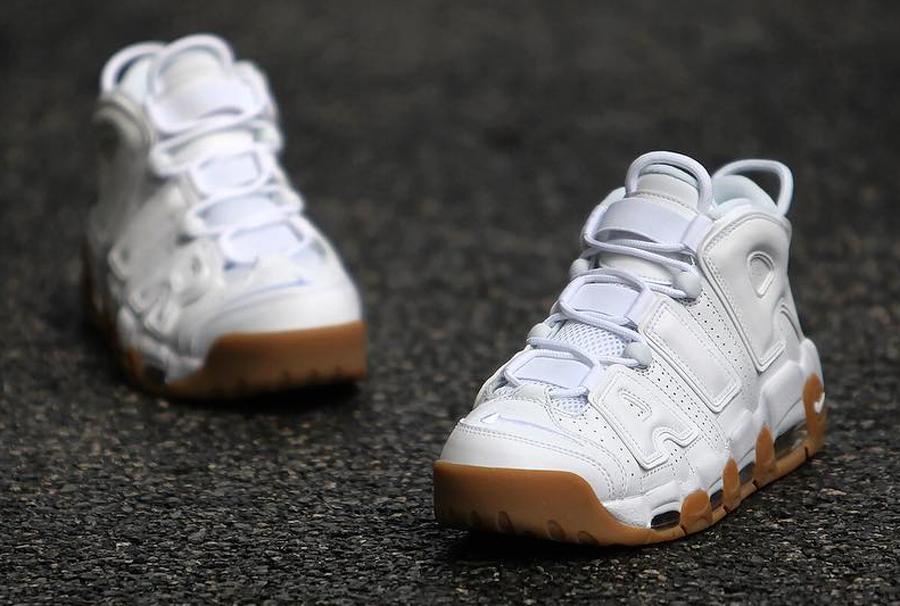 Nike dévoile la Nike Air More Uptempo White Gum.3