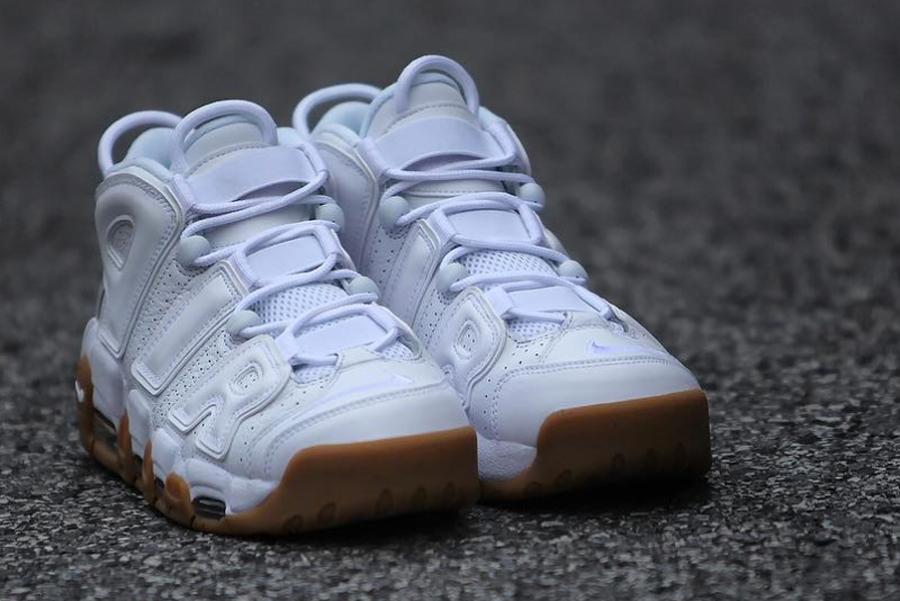 Nike dévoile la Nike Air More Uptempo White Gum