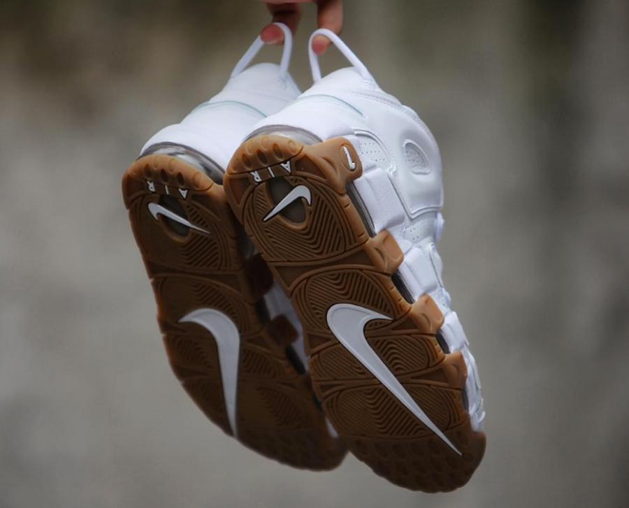 Nike dévoile la Nike Air More Uptempo White Gum.5