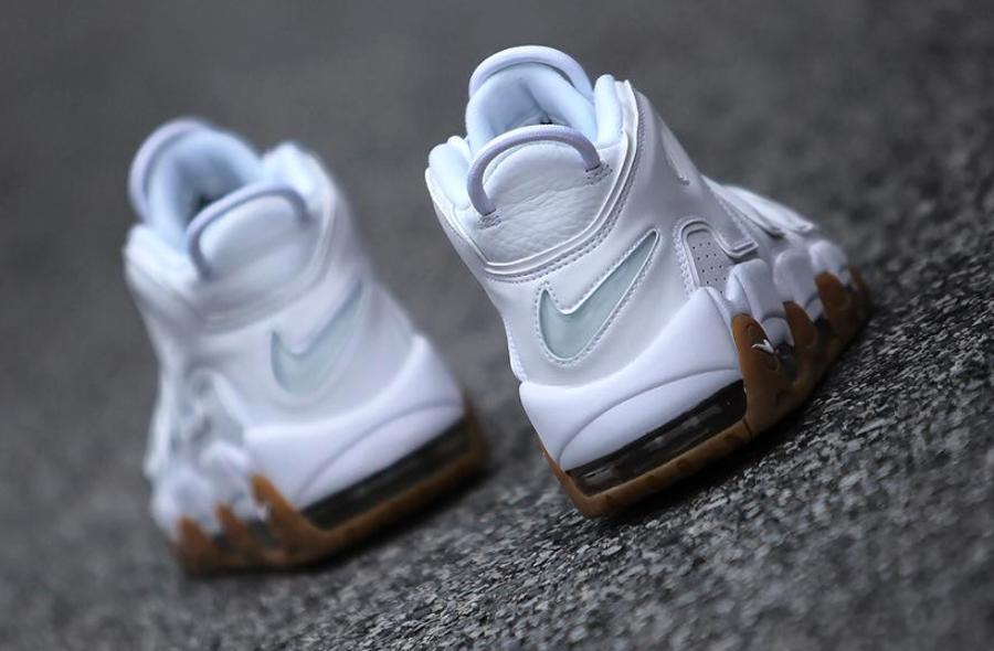 Nike dévoile la Nike Air More Uptempo White Gum.6