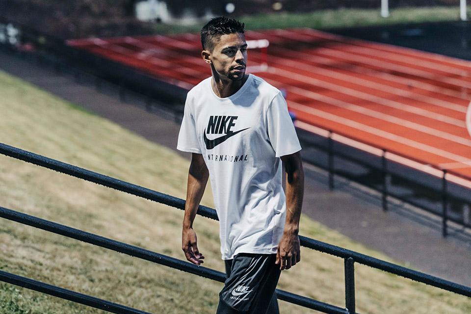 Nike dévoile sa collection Nike International pour les jeux Olympique de Rio