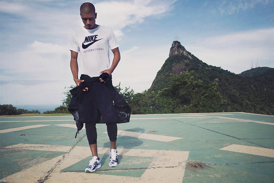 Nike dévoile sa collection Nike International pour les jeux Olympique de Rio.2