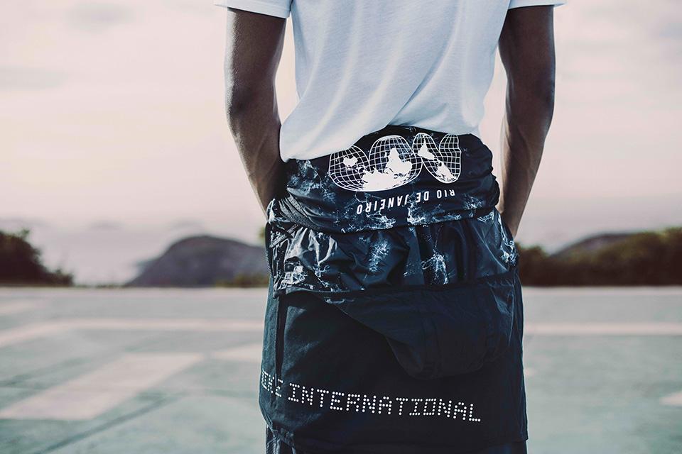 Nike dévoile sa collection Nike International pour les jeux Olympique de Rio.9