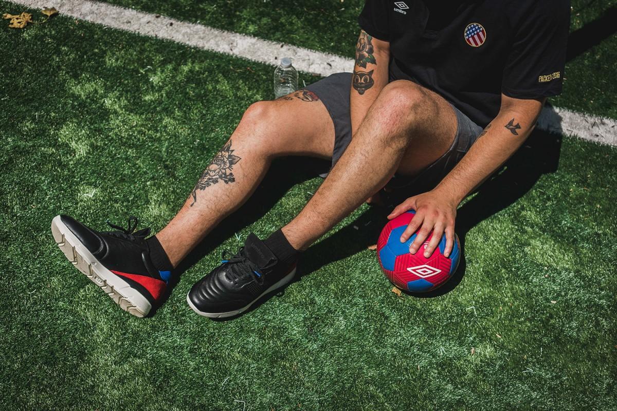 Packer et Umbro font équipe pour célébrer l'anniversaire de la Copa America