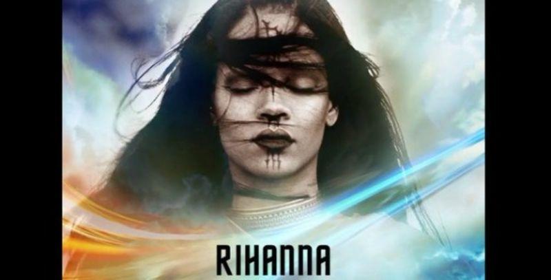Rihanna interprète un morceau du film Star Trek: Beyond, Sledgehammer