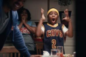 Nike félicite Cleveland d'une jolie manière