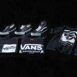 Vans et mastermind JAPAN sortent trois chaussures et trois t-shirts