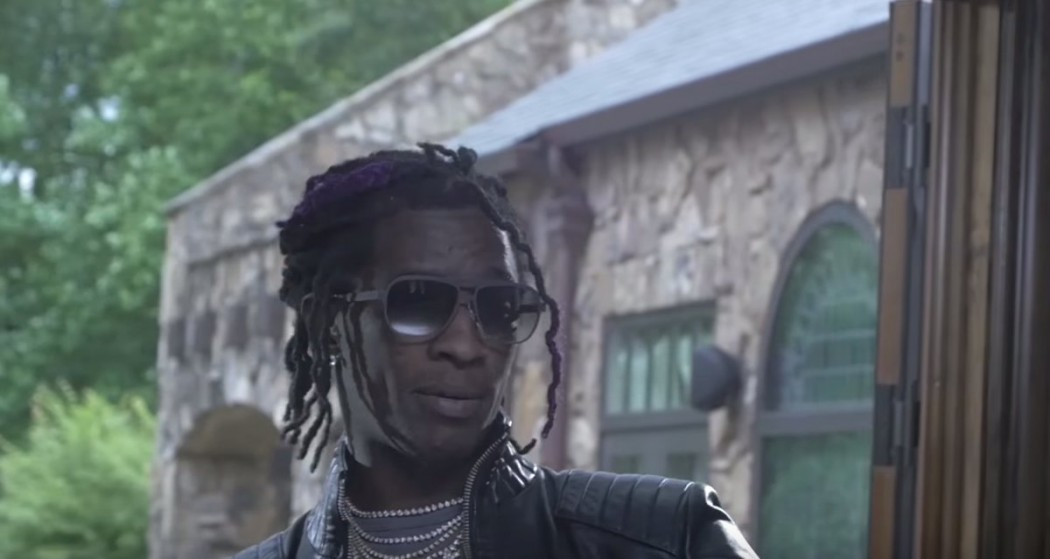 Young Thug sort un clip pour son nouveau single Turn Up