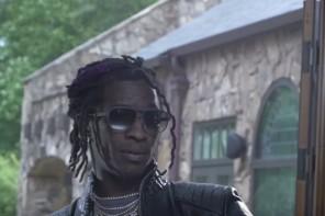 Young Thug sort un clip pour son nouveau single Turn Up