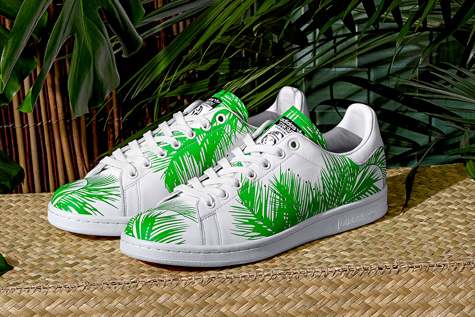 adidas Originals x Pharrell x BBC pack - TRENDS periodical