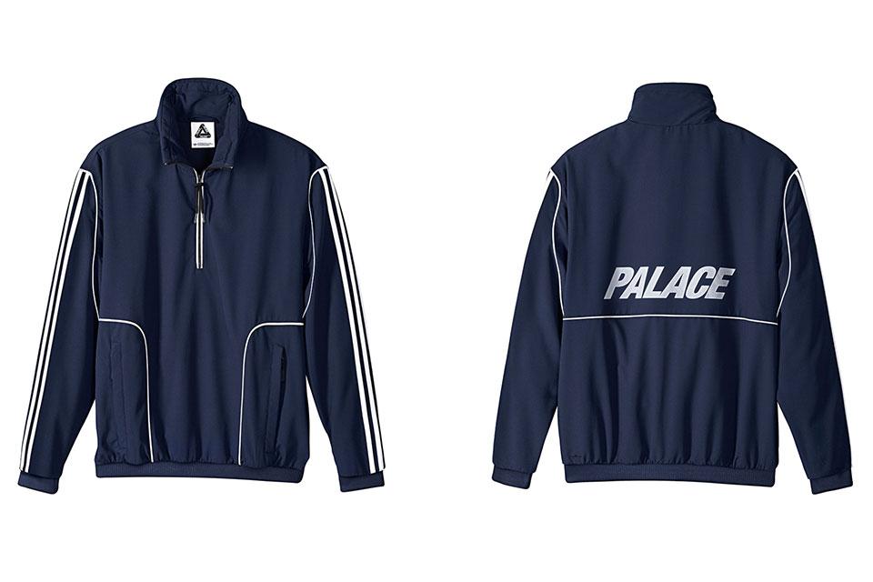 Adidas x Palace : Encore et Encore