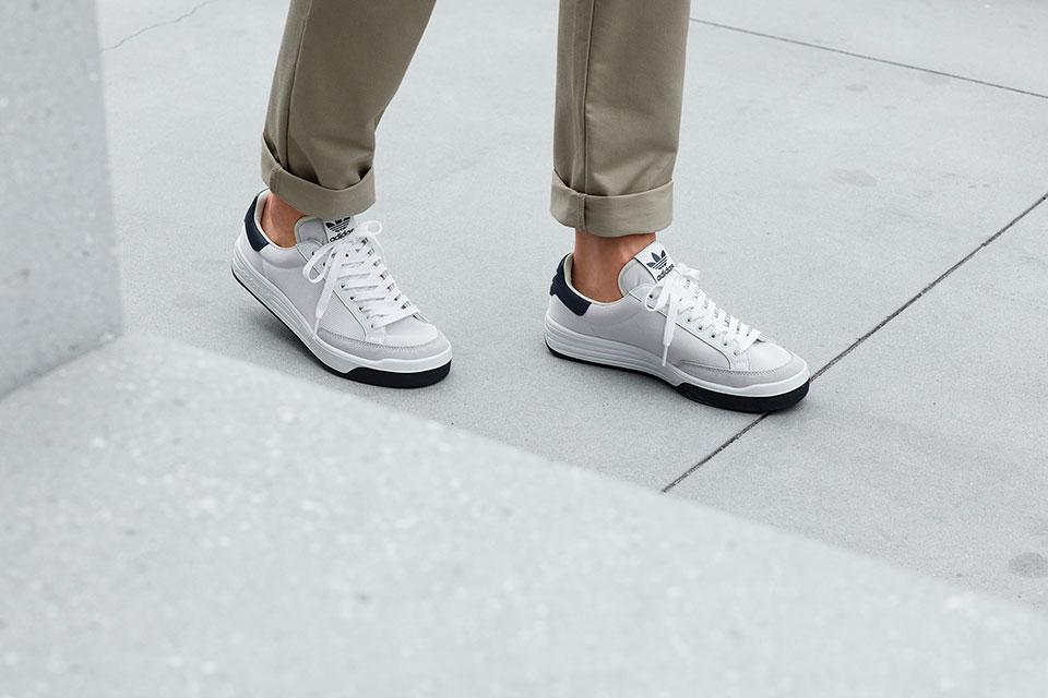 La classique Rod Laver d'adidas prévoit son grand retour et elle nous avait manqué