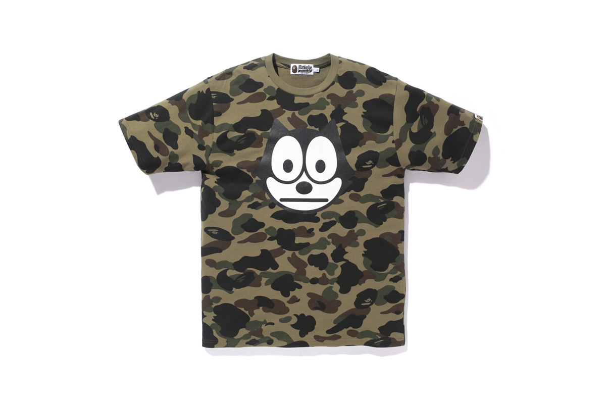 La collaboration entre Bape et Dreamworks de 2016