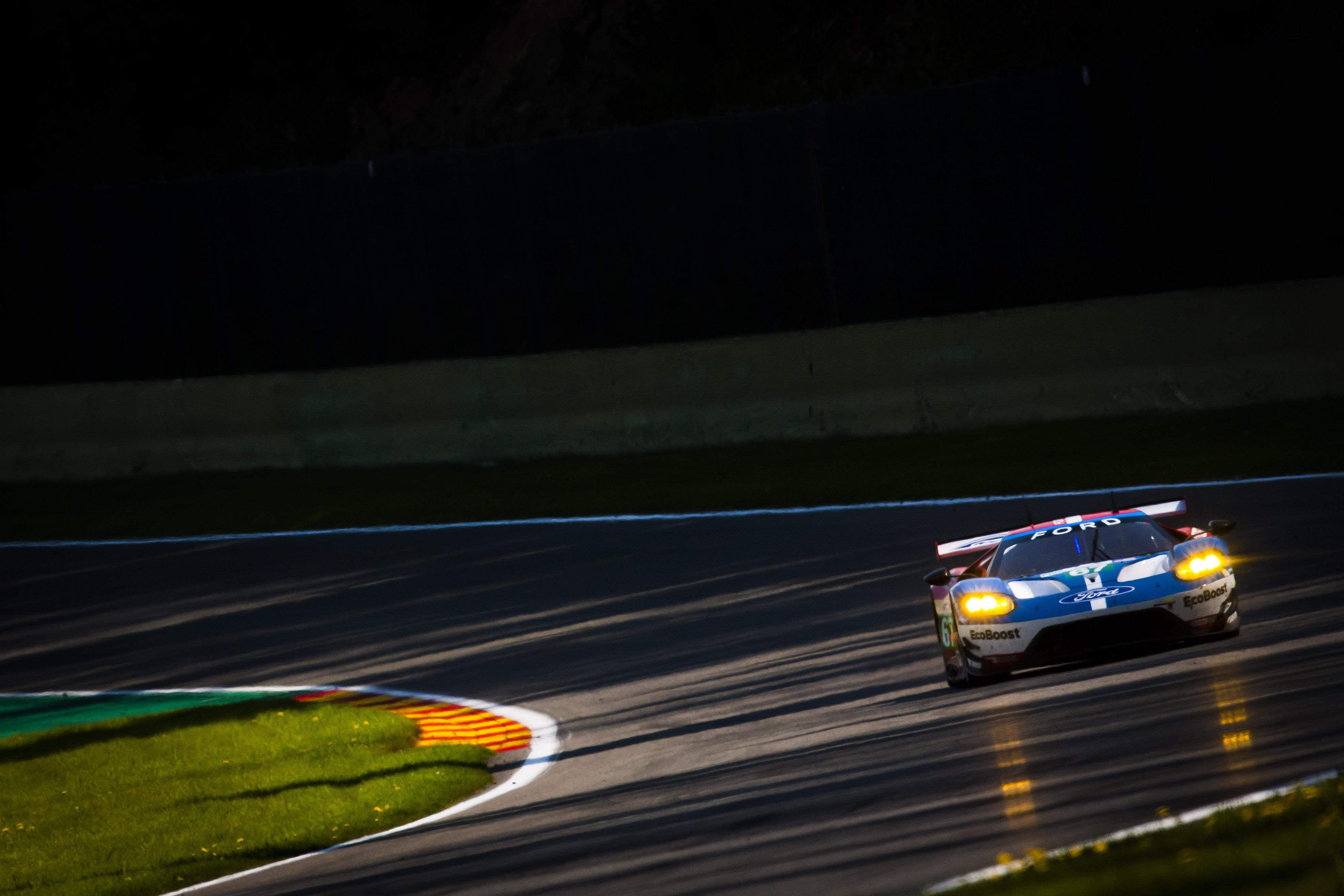 Ford en route pour l'histoire avec le retour de la GT aux 24 Heures du Mans