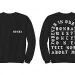 Le nouveau sweatshirt de Kanye West pour sa mère Donda