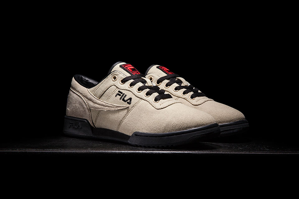 Nas x Fila : S.O.S PERFECTION