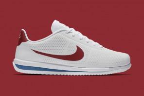 Nike relance la légendaire Cortez qui a reçu un traitement ultra moiré