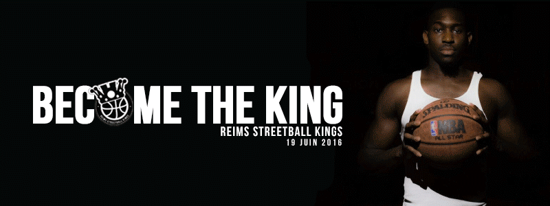 Le 18 et 19 juin découvrez le Reims Streetball Kings