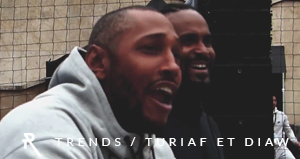 Interview TRENDS periodical feat Ronny Turiaf et Boris Diaw