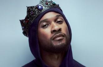 Le nouvel album d'Usher et son featuring avec Young Thug