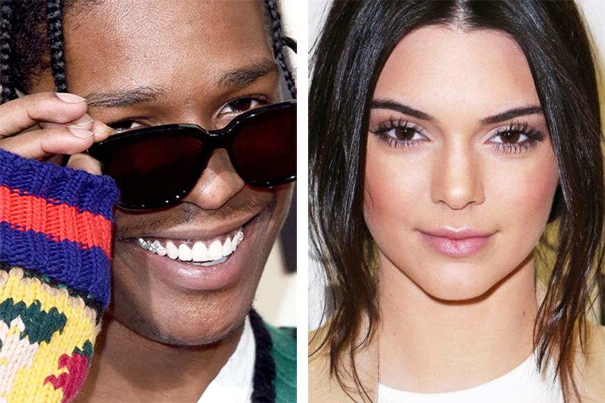 A$AP Rocky et Kendall Jenner, le nouveau IT couple ?