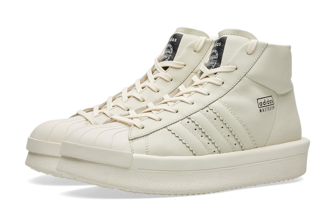 Adidas et Rick Owens font équipe pour sortir une nouvelle sneakers