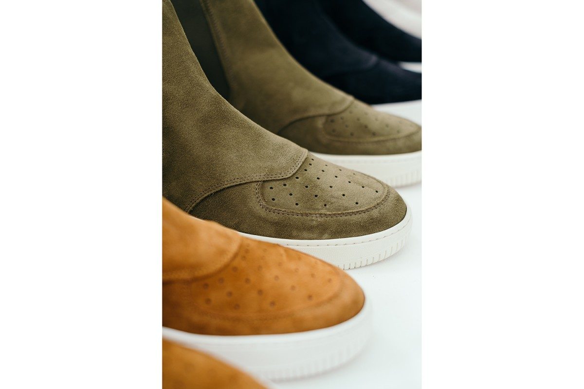 Aimé Leon Dore lance sa collection de sneakers