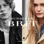Burberry brit - TRENDS periodical