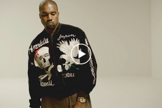 Kanye West - TRENDS periodical