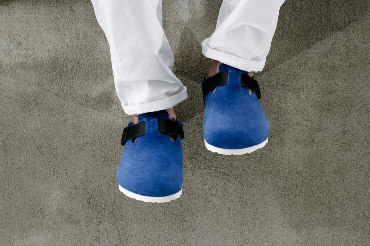 Concepts collabore avec Birkenstock pour une nouvelle sandale.2