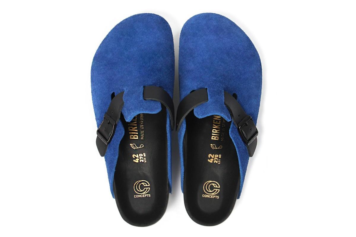 Concepts collabore avec Birkenstock pour une nouvelle sandale.5