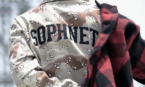 Découvrez la nouvelle FW16 de Sophnet