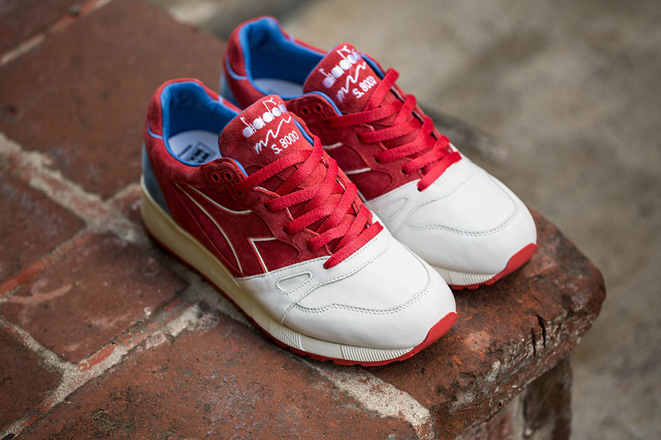 Diadora, BAIT et DreamWorks collaborent pour sortir la Where's Wally? S8000