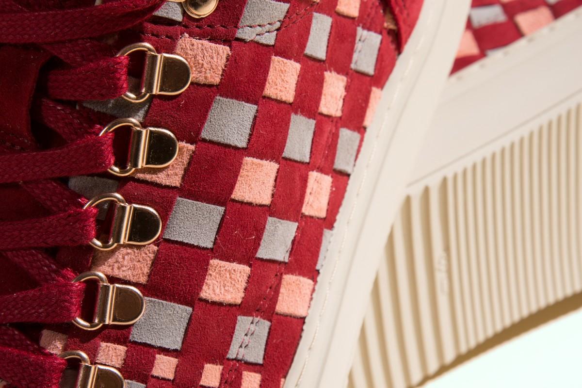 Filling Pieces et La Ferramenta collaborent pour une édition limitée de sneakers.3