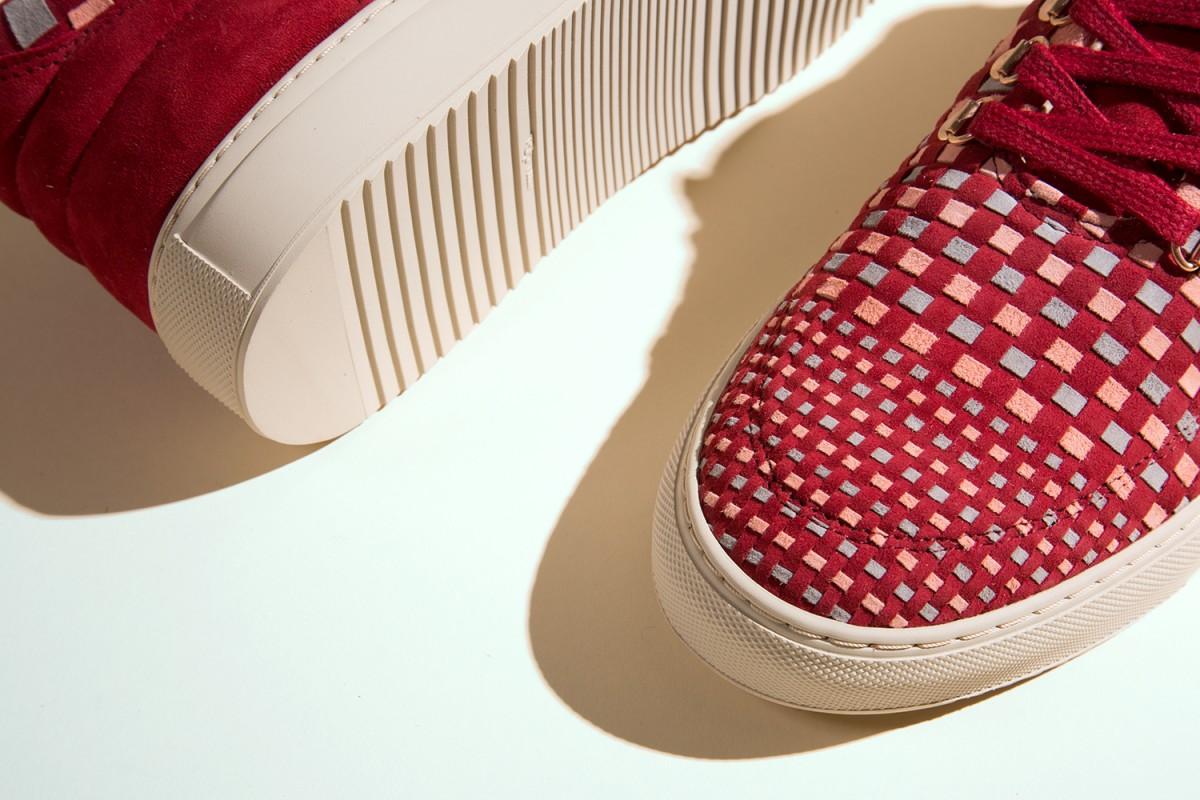 Filling Pieces et La Ferramenta collaborent pour une édition limitée de sneakers