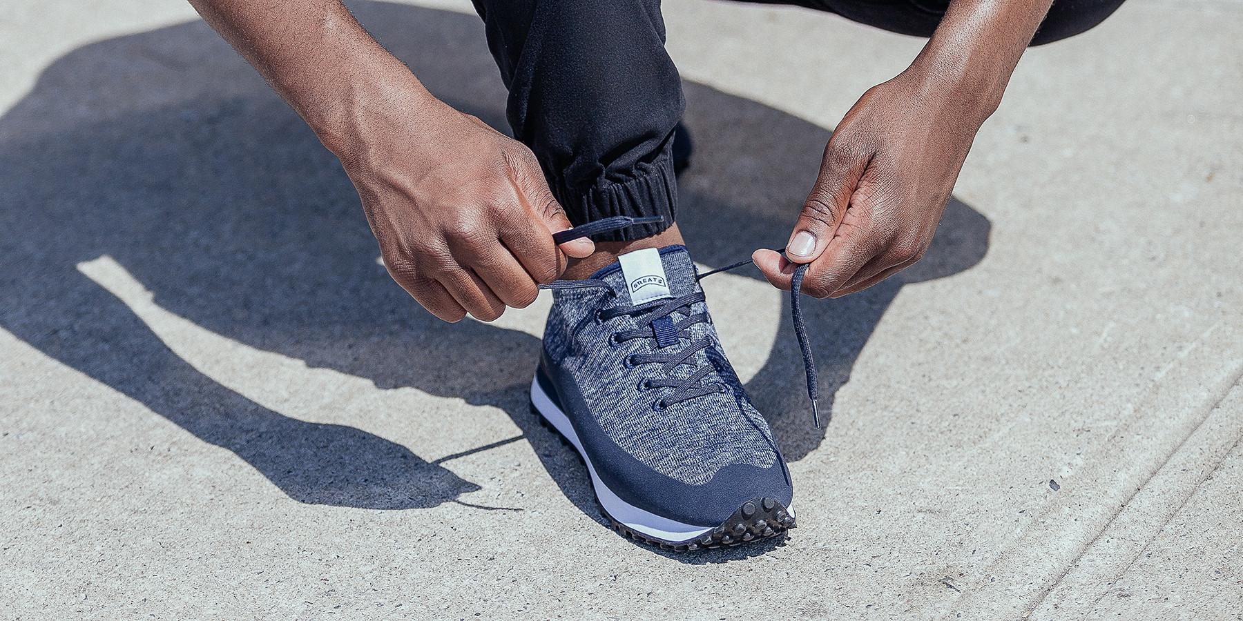 Voici la toute nouvelle sneaker GREATS G-Knit 2.0