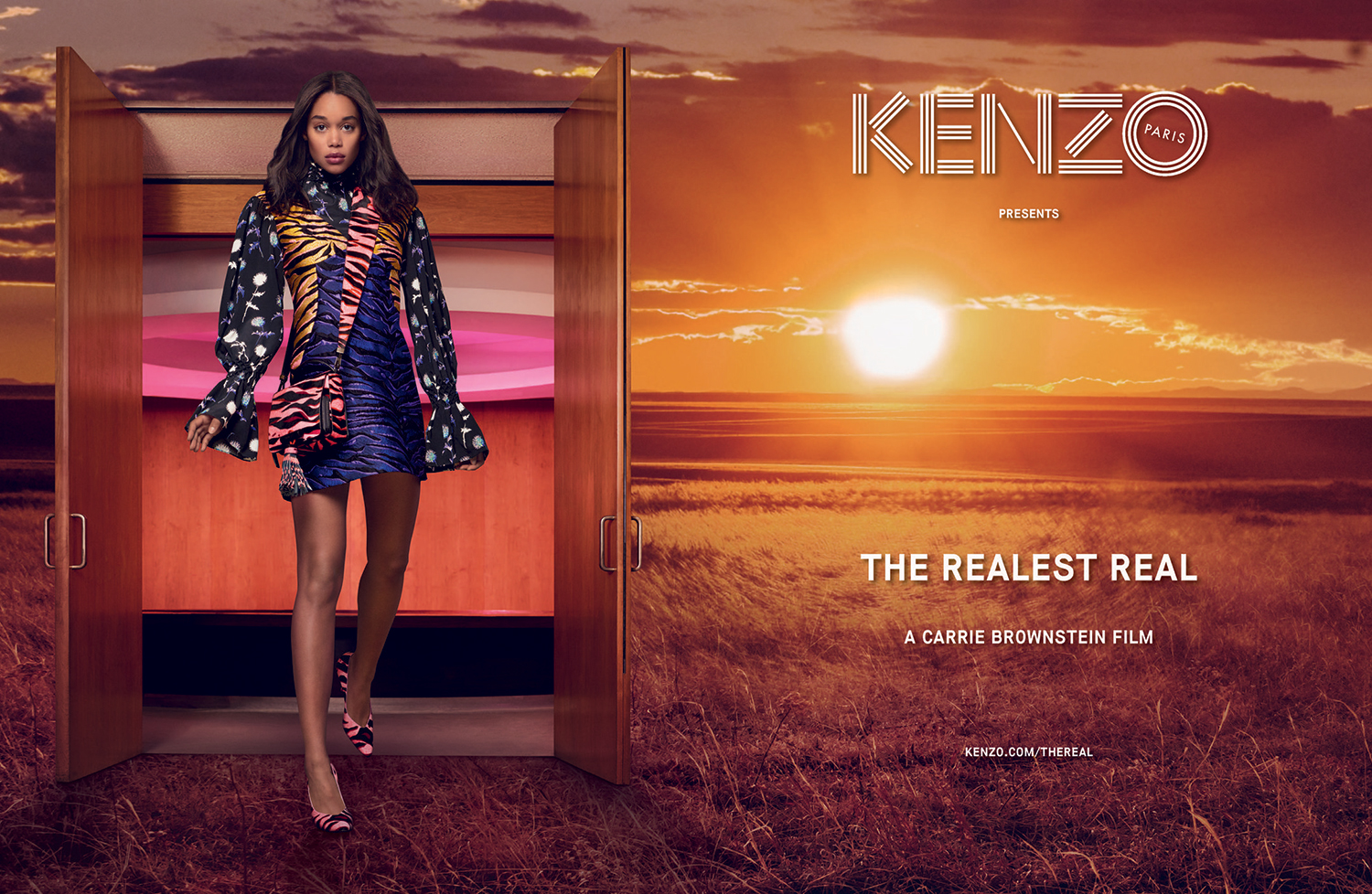 Kenzo - TRENDS periodical