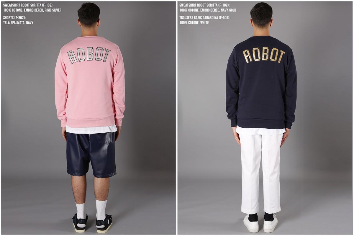 LC23 dévoile sa nouvelle collection SS17 intitulée Robot