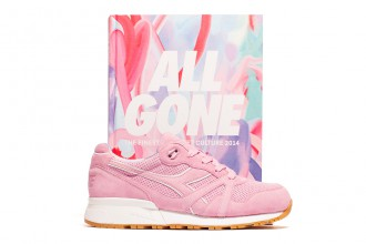 La MJC x Diadora N9000 All Gone - TRENDS periodical