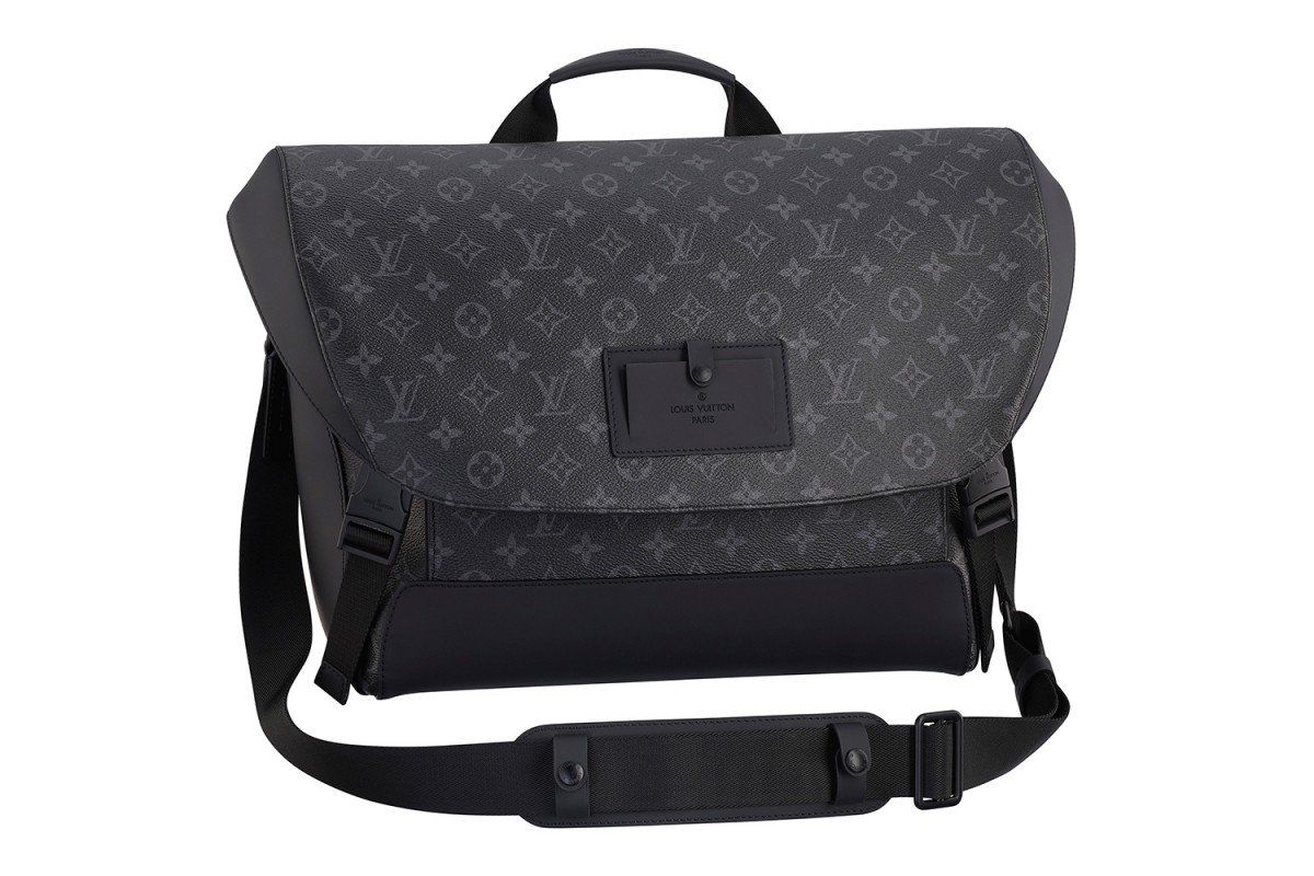 Louis Vuitton a sorti sa collection Monogram Eclipse