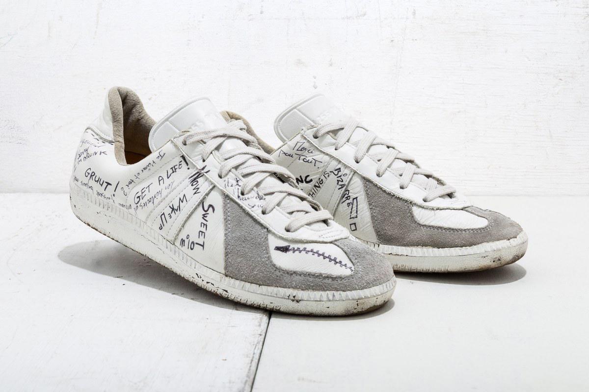 Holy Grail : la sneaker Margiela «German Army Trainer»