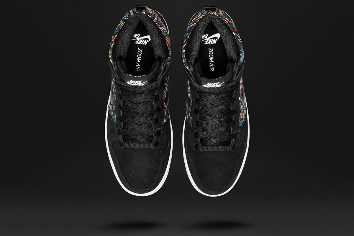 Nike SB dévoile leur nouvelle collection intitulée Seat Cover.3