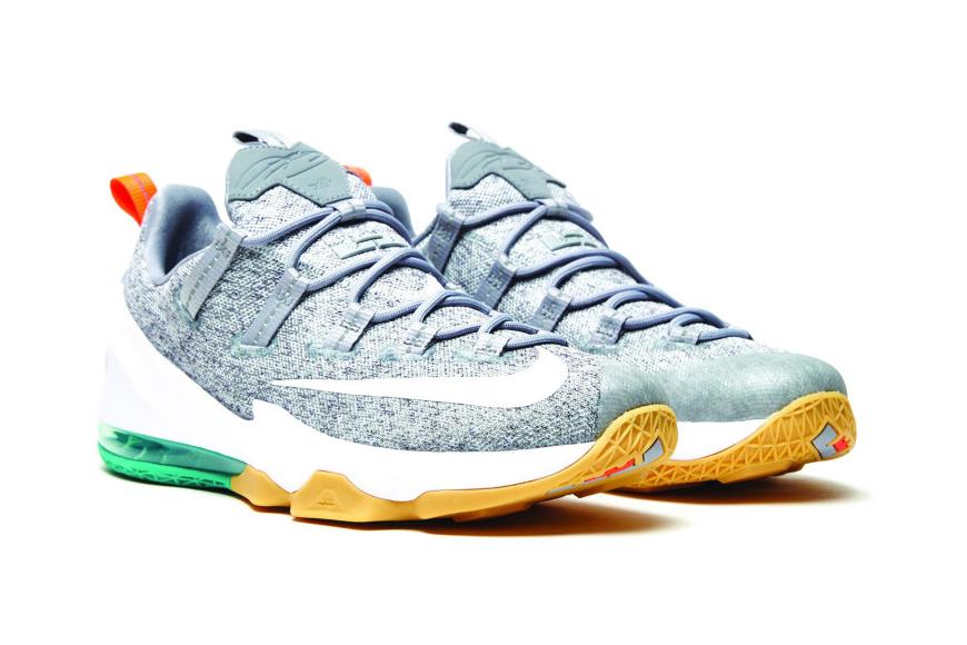 Nike sort un nouveau colorway pour la Nike LeBron 13 Low.2