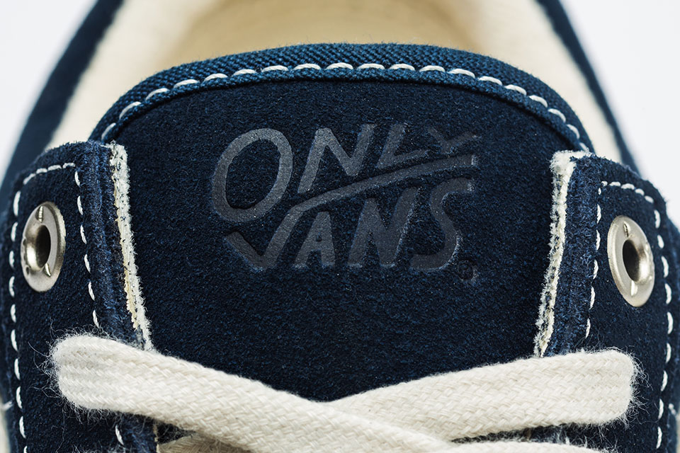 Only NY et Vans collaborent pour sortir une collection automne 2016