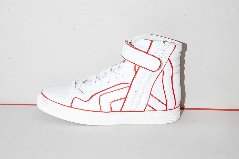 Une vibe 1970's pour la nouvelle Match sneaker Pierre Hardy