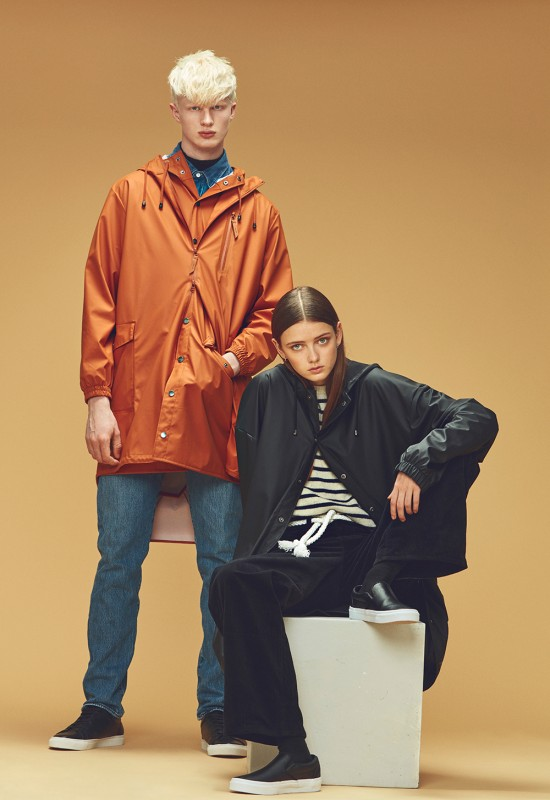 RAINS FW16 - TRENDS periodical