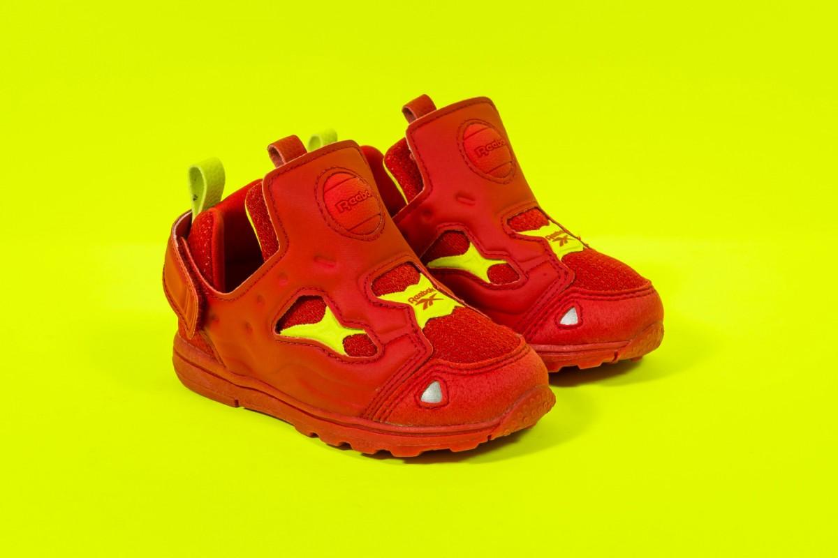 Reebok et Packer Shoes sortent un nouveau pack de sneakers intitulée Instapump Fury OG Division