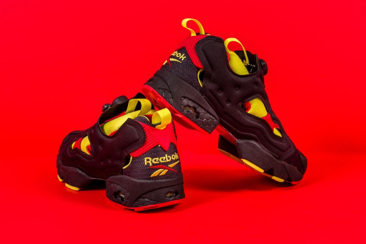 Reebok et Packer Shoes sortent un nouveau pack de sneakers intitulée Instapump Fury OG Division.6