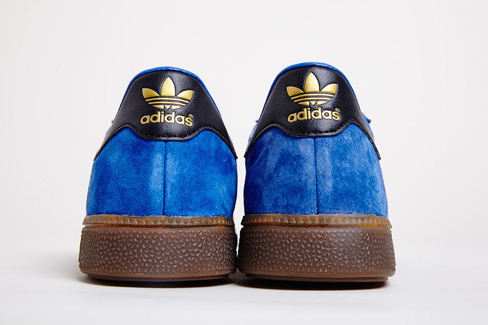 Size? et Adidas Originals collaborent pour sortir une nouvelle sneakers.9