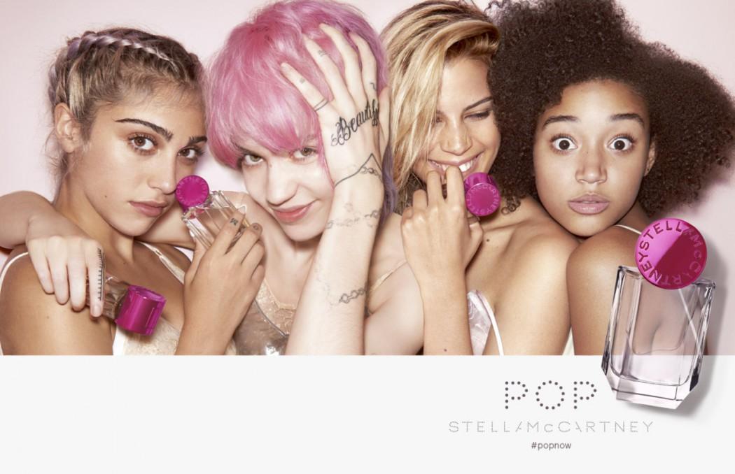 Stella McCartney dévoile la vidéo de la campagne pour son parfum, POP